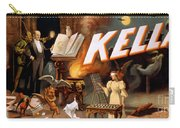 Harry Keller, American Magician Carry-all Pouch