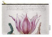 Illuminated Manuscript Carry-all Pouch
