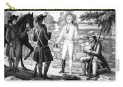 John Andre (1751-1780) Carry-all Pouch