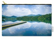 Lake Santeetlah In Great Smoky Mountains North Carolina Carry-all Pouch