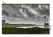 Southern Tall Marsh Grass Carry-all Pouch
