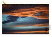 Nevada Skies Carry-all Pouch