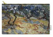 Olive Trees Carry-all Pouch