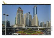 Pudong Skyline Carry-all Pouch