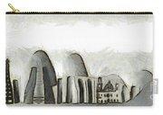 Rio De Janeiro Skyline Carry-all Pouch
