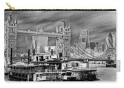 River Thames Art Carry-all Pouch