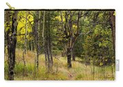 Rocky Mountain Autumn Carry-all Pouch