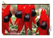 Sturt's Desert Pea Outback South Australia Carry-all Pouch
