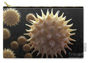 Sunflower Pollen Carry-all Pouch