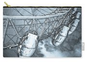 The London Eye Art Carry-all Pouch
