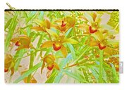 Laughing Girls Watercolor Photography Carry-all Pouch