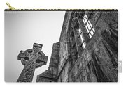 700 Years Of Irish History At Quin Abbey Carry-all Pouch