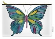 71 Cathedral Butterfly Carry-all Pouch by Amy Kirkpatrick