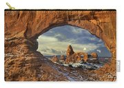 714000087 Turret Arch Arches National Park Carry-all Pouch
