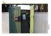 717 Gate Open Coronado California Carry-all Pouch