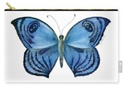 75 Capanea Butterfly Carry-all Pouch by Amy Kirkpatrick