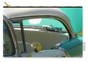 #766 D86 Mini Holiday Oldsmobile Antique Cars  Carry-all Pouch