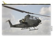 An Ah-1s Tzefa Attack Helicopter Carry-all Pouch