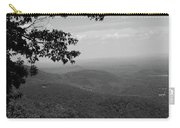 Blue Ridge Mountains - Virginia Bw Carry-all Pouch