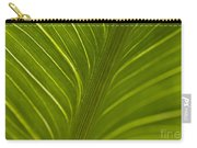 Calla Lily Stem Close Up Carry-all Pouch