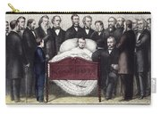 Death Of Lincoln, 1865 Carry-all Pouch