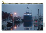 Early Morning In Portland, Maine Carry-all Pouch