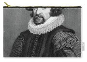 Francis Bacon (1561-1626) Carry-all Pouch
