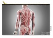Human Muscles Carry-all Pouch
