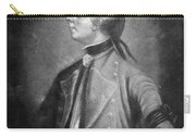 James Wolfe (1727-1759) Carry-all Pouch