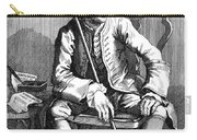 John Wilkes (1727-1797) Carry-all Pouch
