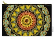Kaleidoscope Ernst Haeckl Sea Life Series Carry-all Pouch