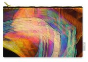 Light Strands Carry-all Pouch