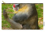 Mandrill Carry-all Pouch