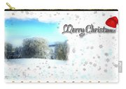 Christmas Card 24 Carry-all Pouch