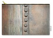 Metal Background Carry-all Pouch by Tom Gowanlock