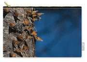 Monarch Butterflies Carry-all Pouch