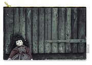 Old Doll Carry-all Pouch by Joana Kruse