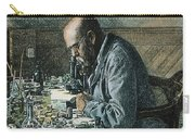 Robert Koch (1843-1910) Carry-all Pouch