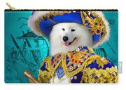 Samoyed Art Canvas Print Carry-all Pouch