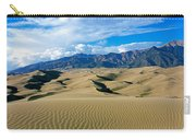 Sand Dunes In A Desert, Great Sand Carry-all Pouch
