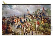 Saratoga: Surrender, 1777 Carry-all Pouch