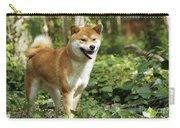 Shiba Inu Dog Carry-all Pouch