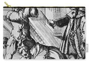 Sir Thomas More (1478-1535) Carry-all Pouch