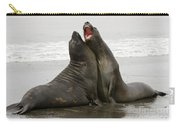 Southern Elephant Seal Carry-all Pouch