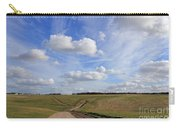 Spring Sunshine On Epsom Downs Surrey Carry-all Pouch