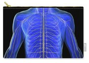 The Nervous System Carry-all Pouch