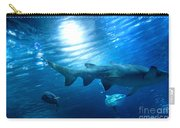 Underwater View Carry-all Pouch