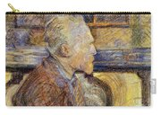 Vincent Van Gogh (1853-1890) Carry-all Pouch