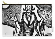 Voltaire Candide Carry-all Pouch
