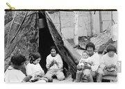 World's Fair Eskimos Carry-all Pouch